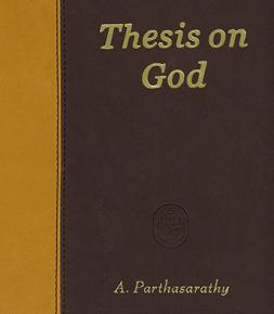 Thesis of god